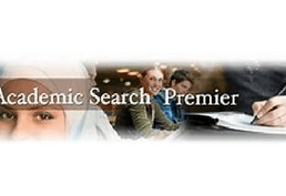 Academic Search Premier three peoples faces