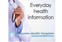 everyday Health Information Consumer Health Complete powered by EBSCOhos