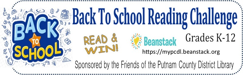 Back to School Reading Challenge