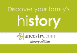 Discover Your Family's History Ancestry.com Library Edition