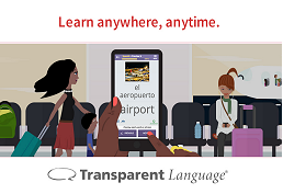 Transparent Language learn anywhere, anytime